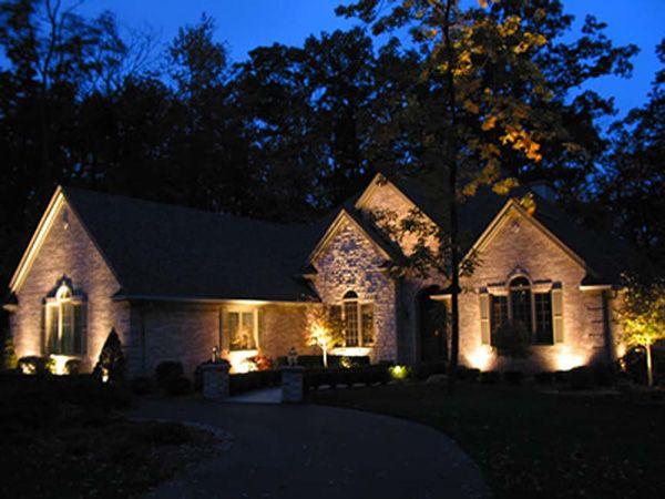 outdoor lighting idea. D.I.Y. Saturday #13 - Installing Outdoor Landscape Lighting | Lighting, Landscaping And Lights Idea I