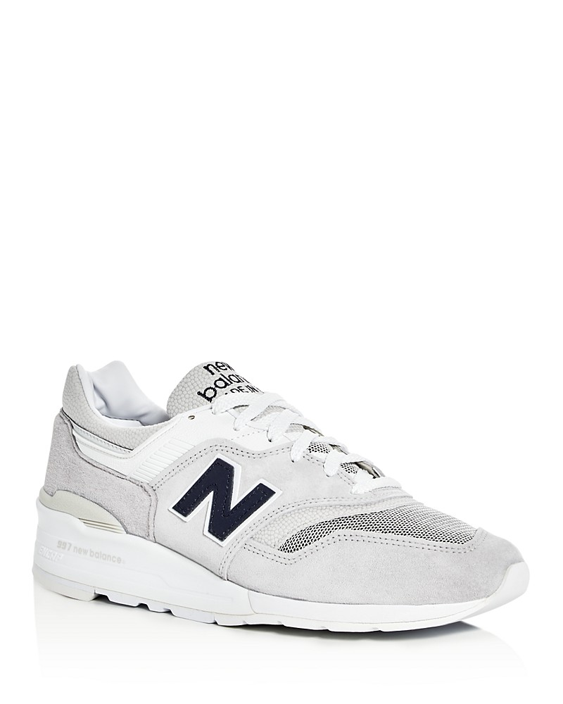 New Balance 997 Made in the Usa Lace Up Sneakers