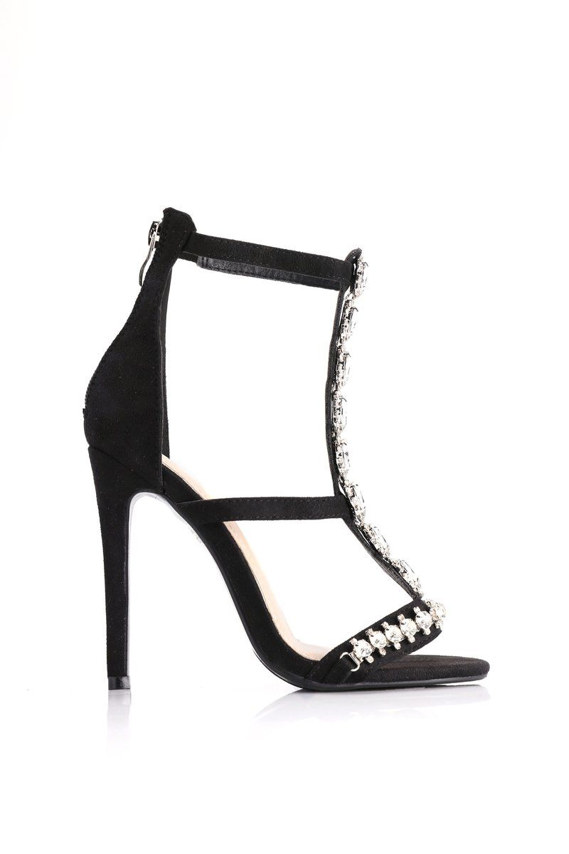 baec505e423 Gladiator Girl Heel - Black