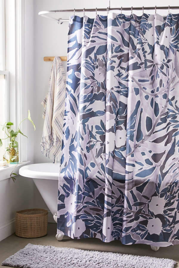 Deny Designs Jacqueline Maldonado For Deny Tropical Daydream Shower Curtain Shower Accessories Curtains With Rings