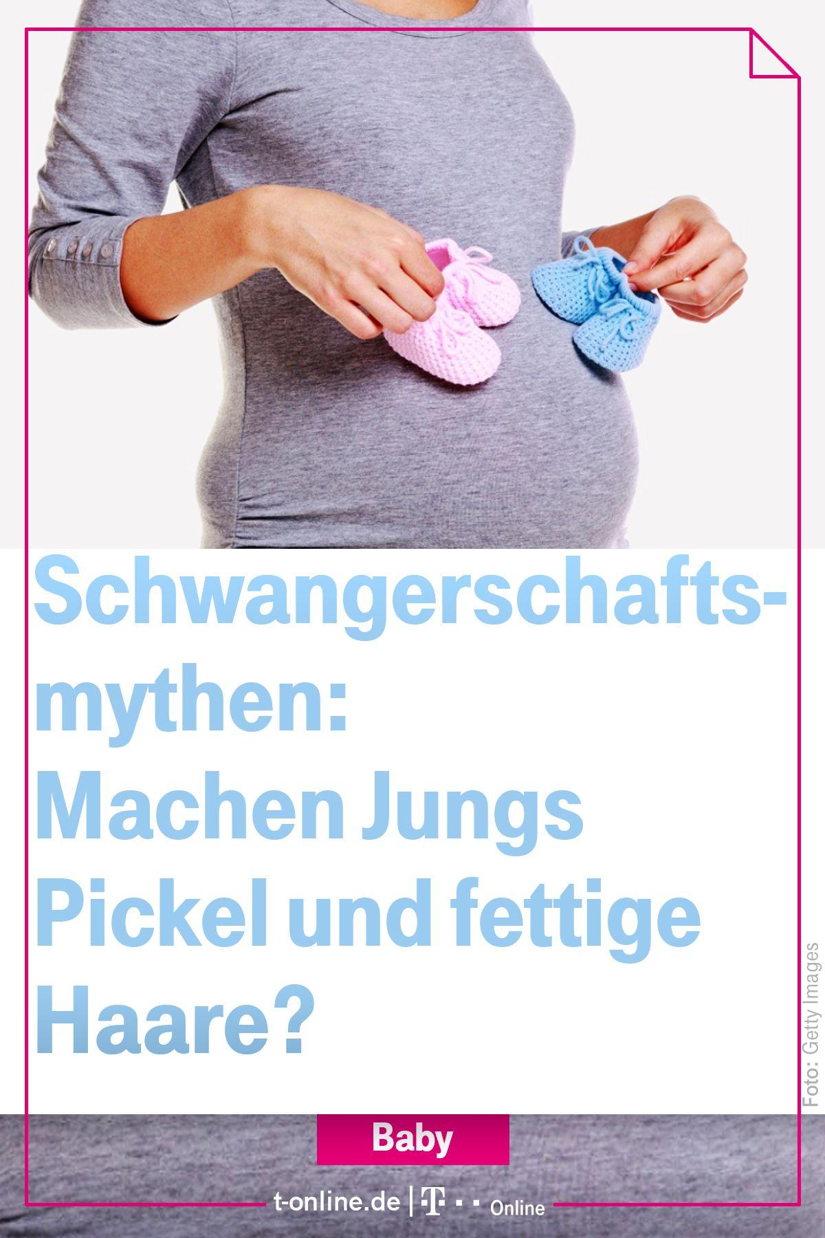 Pickel Schwangerschaft Geschlecht