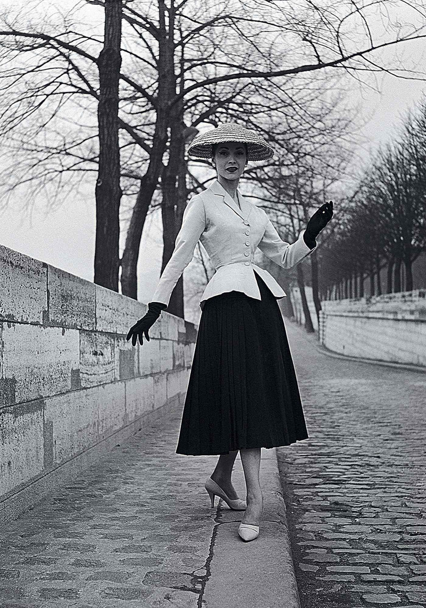 Christian Dior 1947-1957