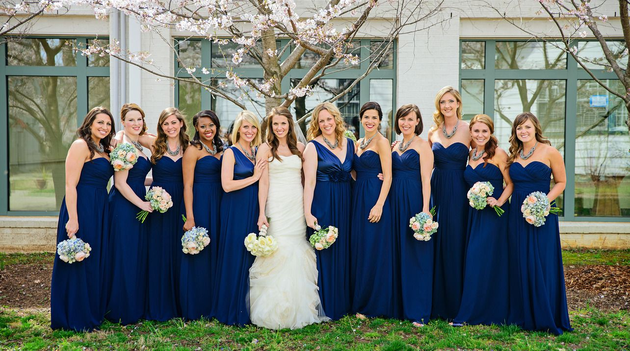 Classic nashville ceremony with a dance party reception for Wedding dresses in nashville tn