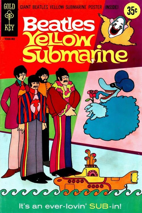 I Ve Seen The Yellow Submarine In Liverpool Beatles Museum The