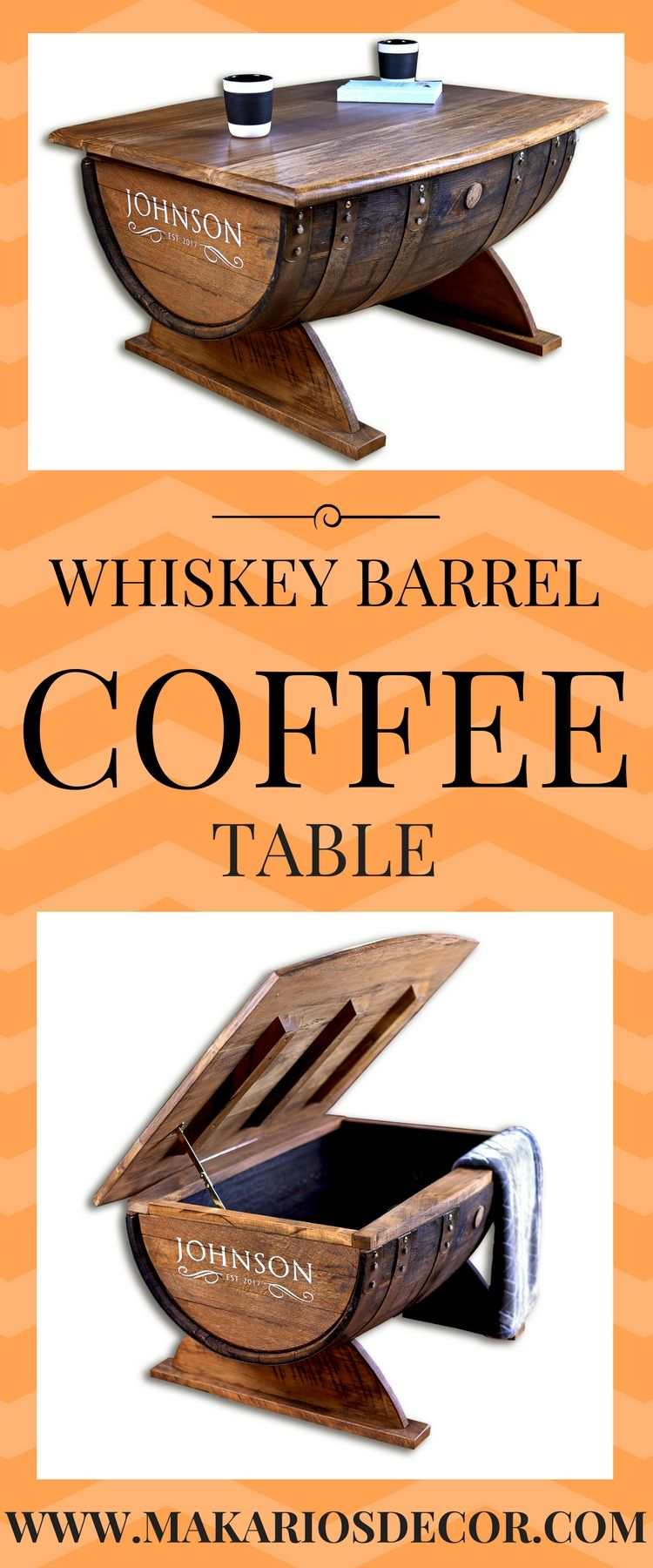 43+ Wine barrel coffee table canada ideas in 2021