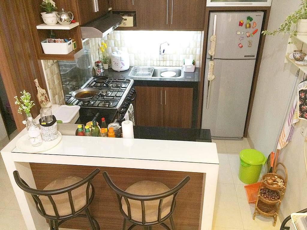920 Gambar Desain Dapur 2X2 Meter HD Gratid Yang Bisa Anda Tiru