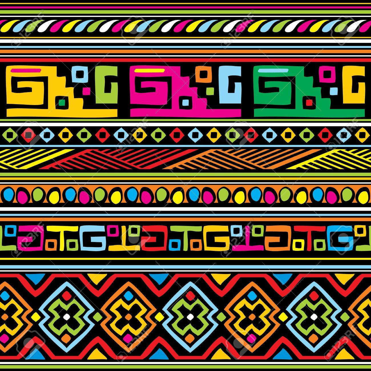 African Tribal Patterns Backgrounds Pattern Tribal African ... - photo#50