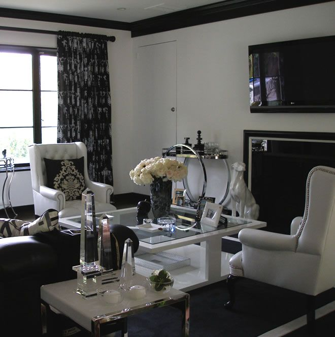 N. Hilton Residence   Faye Resnick Design