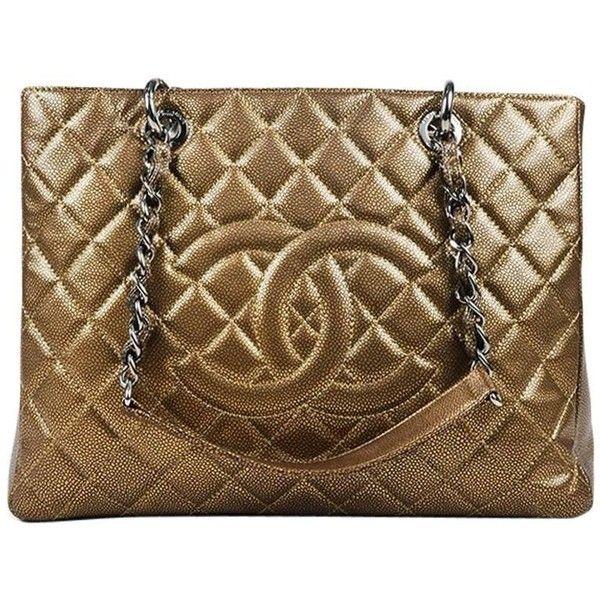 e6fe3c8124ccf8 Chanel Bronze Caviar Leather