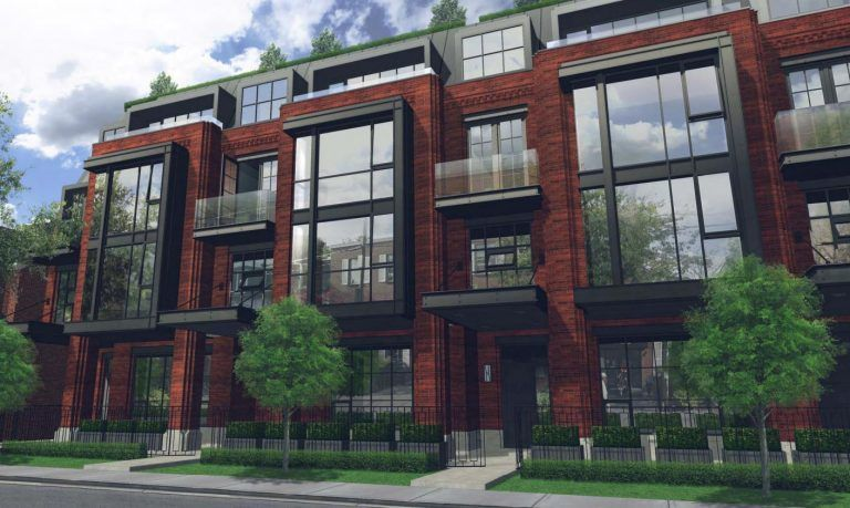 36 Birch Avenue Townhomes     Townhouse in 2019   Townhouse