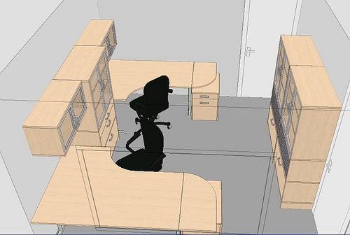 person office layout. 6 Different Layout Ideas Using Ikea Furniture - For A 2 Person Home Office O