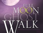 St. Catharines Downtown Association presents Full Moon Ghost Walks in 2013, under the full moon every month, and nightly in late October www.mydowntown.ca