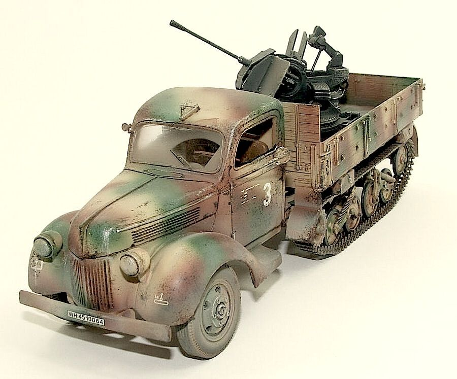 Ford 3000 Maultier