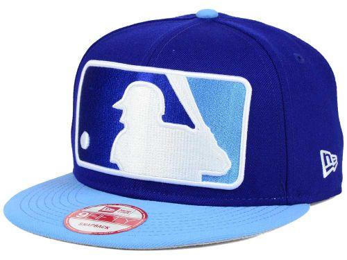 best loved f48d9 72821 Kansas City Royals New Era MLB Team Logo Man 9FIFTY Snapback Cap Hats