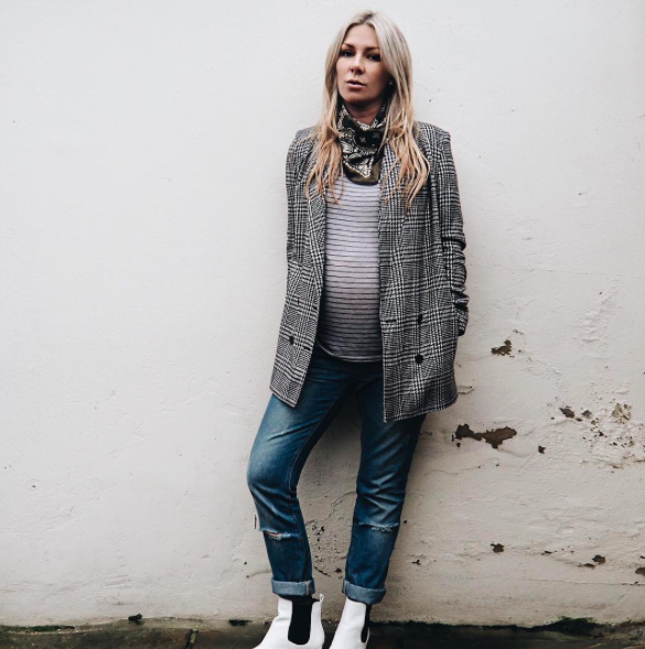 My pregnancy style - 7 months pregnant