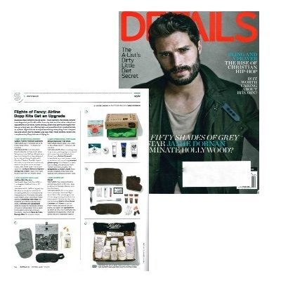 @getjackblack Industrial Strength Hand Healer was featured in Details February 2015 issue. This hand healer is tough enough for any man! It will soothe those rough, dry, chapped hands. If you are one of those men that are always getting your hands dirty, use this to keep your hands soft. Spending a lot of time out doors working hard? This healer will soften callouses and fix cuticles.