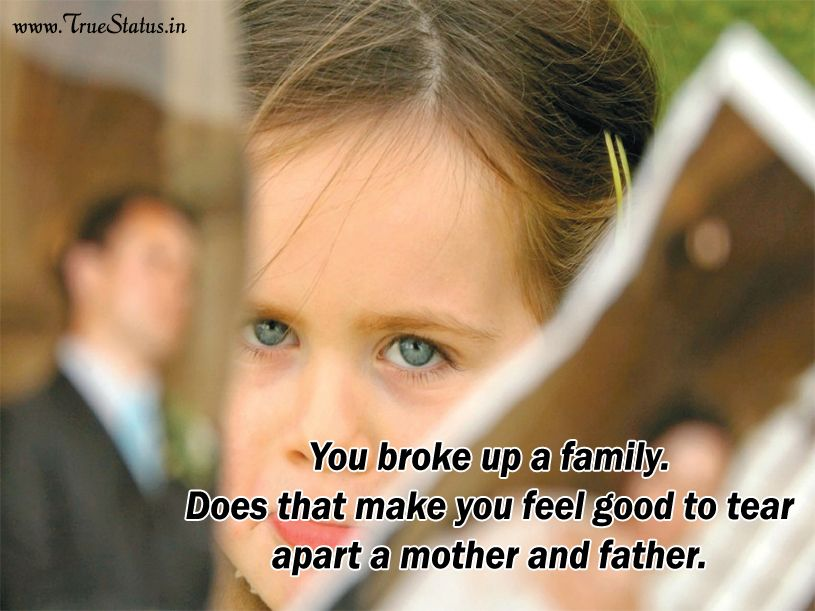Sad Broken Family Quotes Sad Pinterest Sad Broken Family