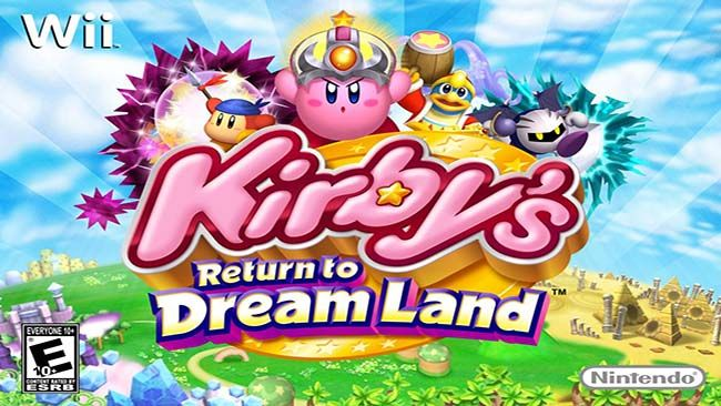 Kirby Return To Dreamland Wii Iso Download Usa Https Www Ziperto Com Kirby Return To Dreamland Wii Iso Kirby New Video Games Wii