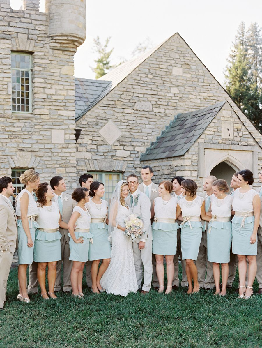 Mint blue whimsical garden wedding mint blue vaulting and wedding