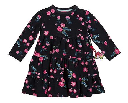 2er Pack Blumen Schnizler Baby-M/ädchen Body Kurzarm