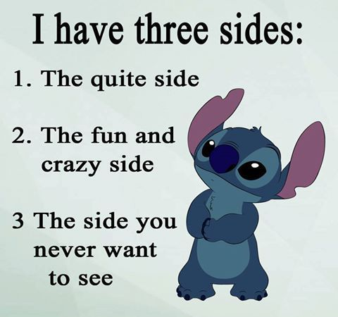 So True You Will Never See It If Your Lucky Lilo And Stitch Quotes Fun Quotes Funny Stich Quotes