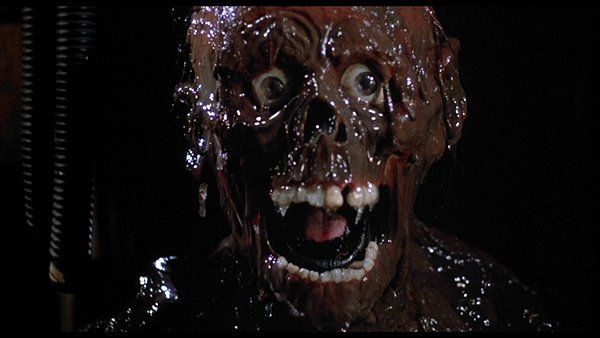 Gooey Zombie From The Return Of The Living Dead 1985 Zombie