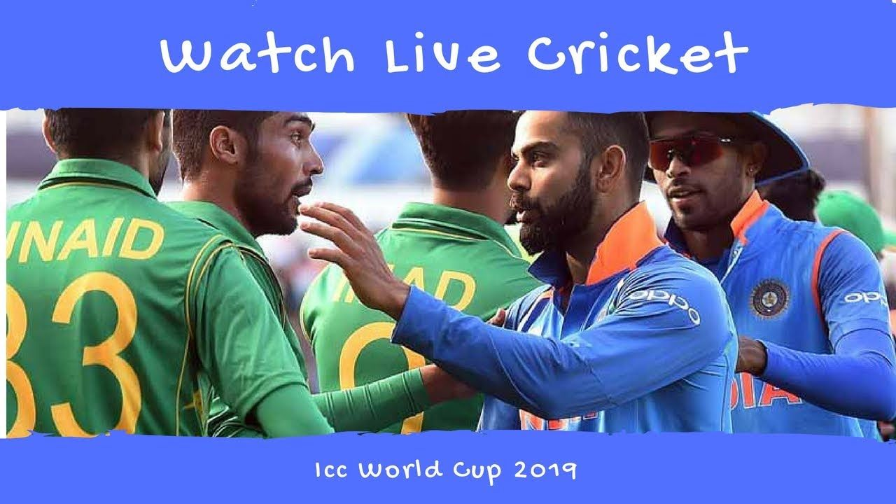 world cup football 2019 live