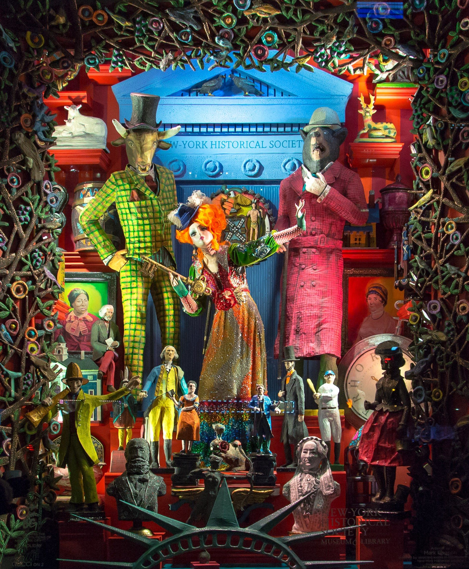 Bergdorf Goodman Christmas Windows 2020 Bergdorf Goodman's Holiday Windows Are Here—and They're Better