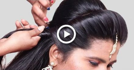 Quick & Easy Hairstyles For School Girls