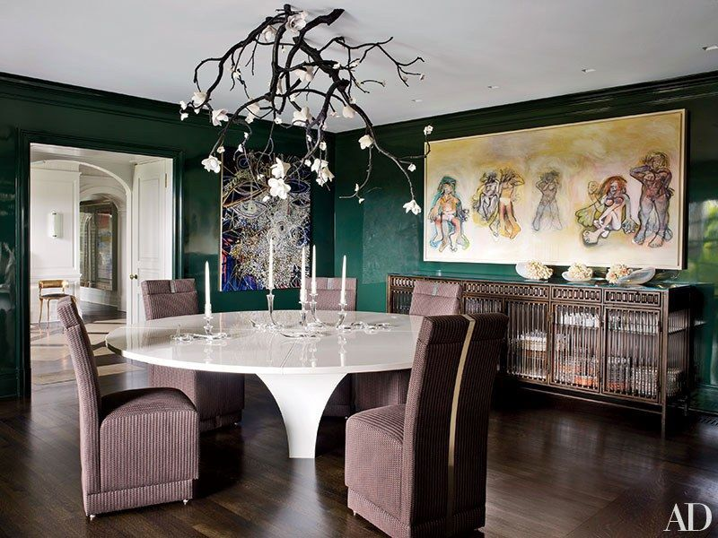 19 Statement Making Chandeliers Photos Architectural Digest
