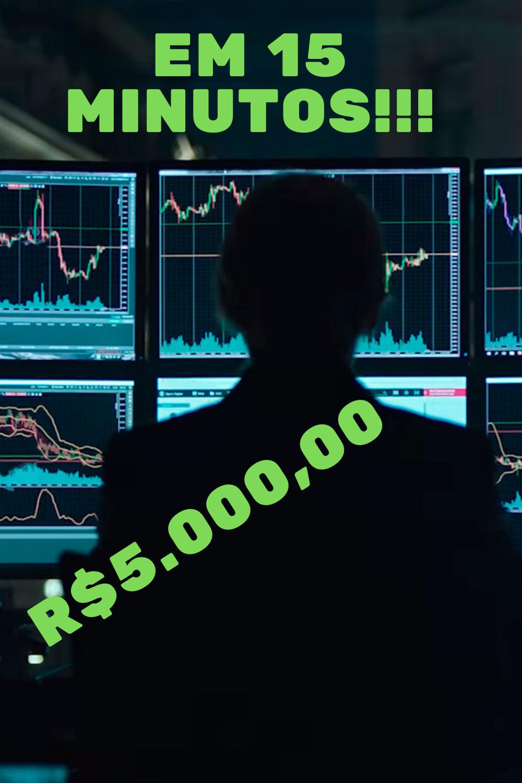 oráculo milionário shark trader
