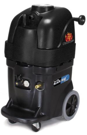BlackMax is the super charged portable carpet extractor with truck-mount power! The Powr