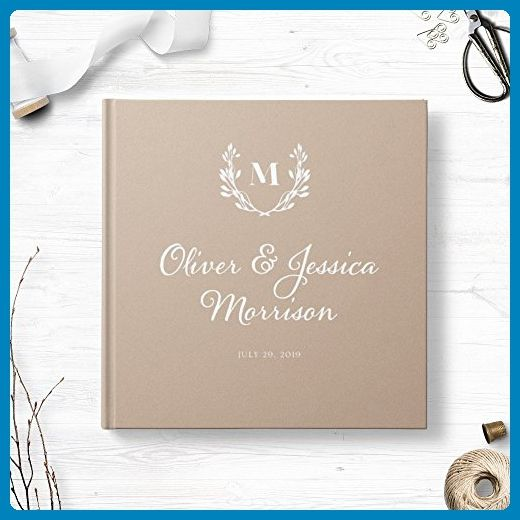 Wedding Guest Book - Reception Sign In Book - Guestbook - Various Sizes - Wedding guestbooks (*Amazon Partner-Link)