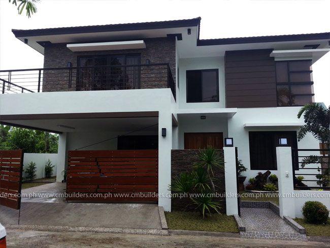 141022 Cmbuilder Home Design Xl6 Modern House Philippines
