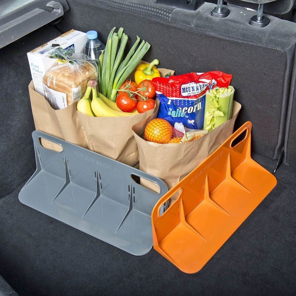 10 Car Trunk Organizers To Get Your Groceries Home Safely Car