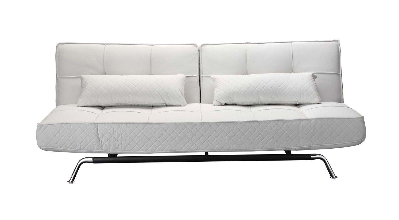 Style Your Living Room With A Total White Modern Sofa Greg By Valentini Divano Componibile Divano Moderno E Divani