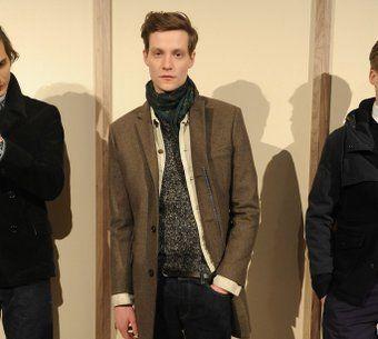 #MatthewHitt #models #Drowners #Drownersband #fashion #FashionBlog #fashionblogger #MattHitt for J.Crew F/W 2012 <3