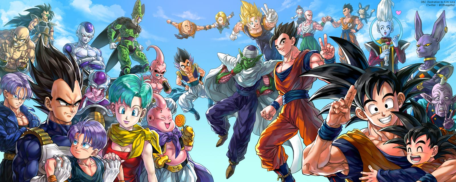 Top 10 Strongest Most Powerful Dragon Ball Z Characters Of All Time Dragon Ball Super Wallpapers Dragon Ball Wallpapers Dragon Ball