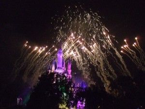 The Magic of Wishes Fireworks