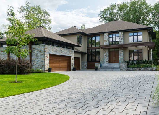 Contemporary home style also the most popular house styles in america right now ideas rh pinterest