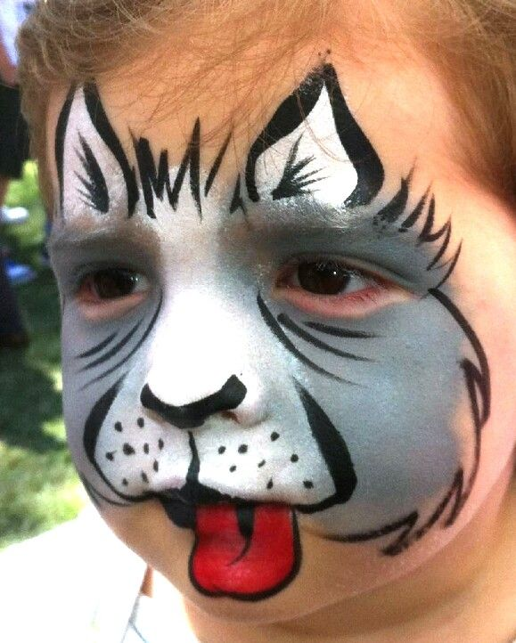 Pin By Ashley Borchard On Face Painting Pinterest Face Painting