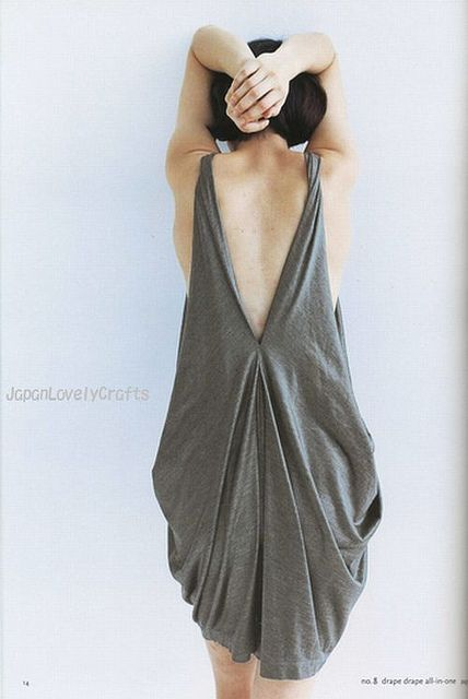 DRAPE DRAPE 1 BY HISAKO SATO - JAPANESE SEWING PATTERNS BOOK ...