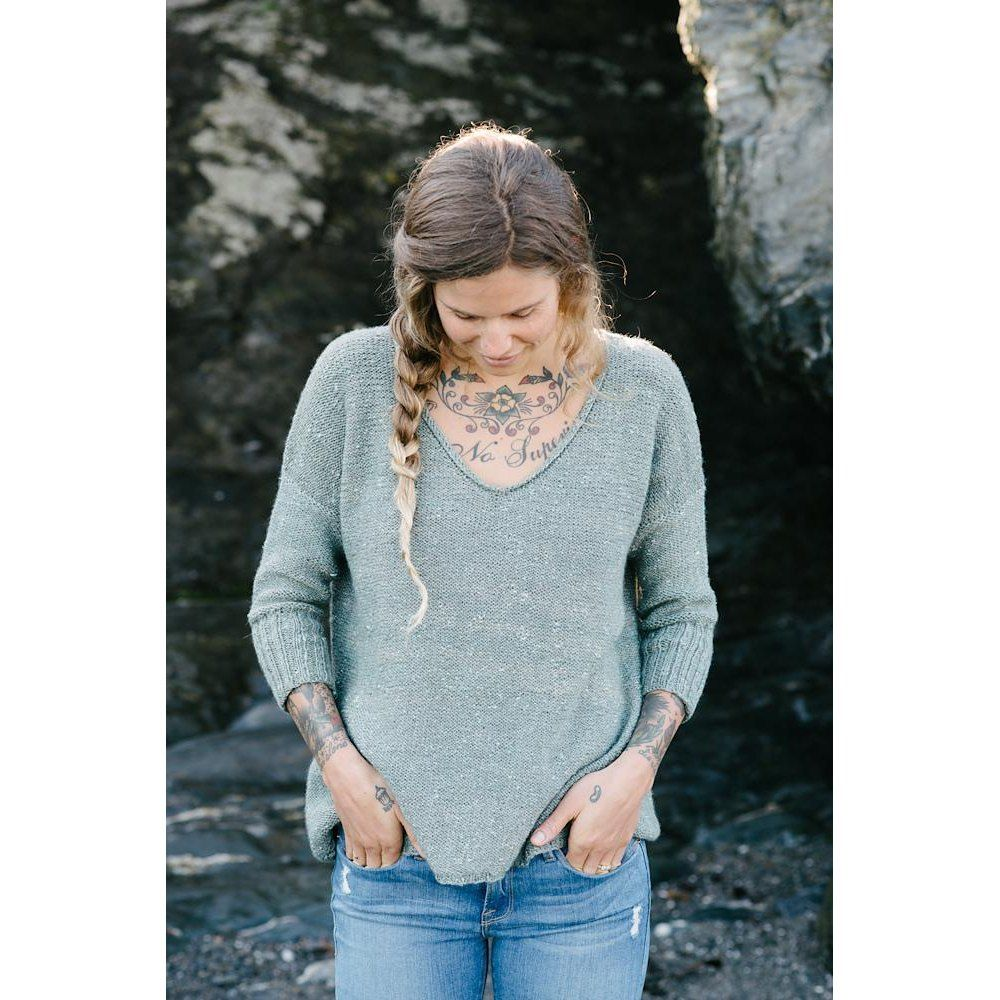 Lucinda Knitting Pattern By Carrie Bostick Hoge