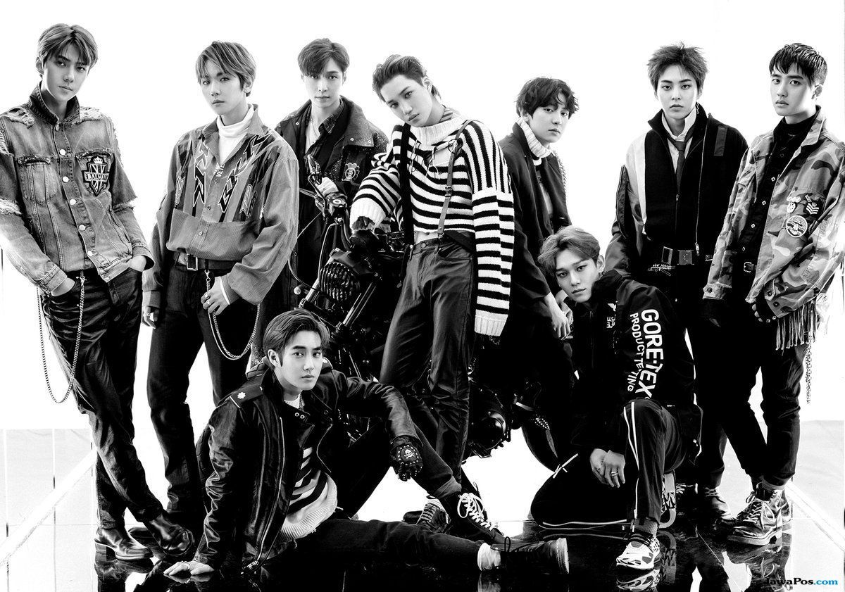 Download Lagu Exo Tempo Versi China | Korea Ilkpop Matikiri