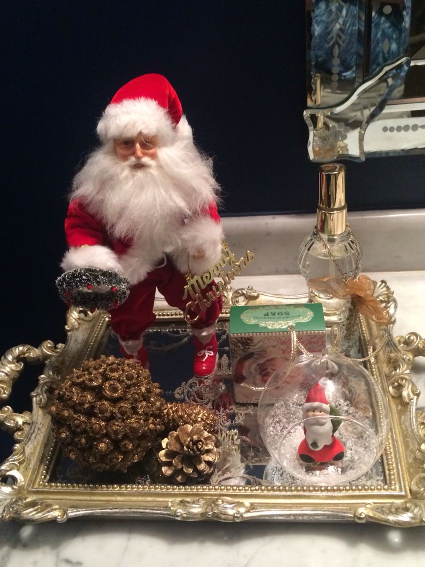 Natal no lavabo  cris zaiden interiores