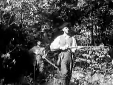 (VIDEO) Early 1780's Pioneers migrating into the Kentucky frontier.
