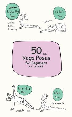 50 different yoga asanas that every beginner should know