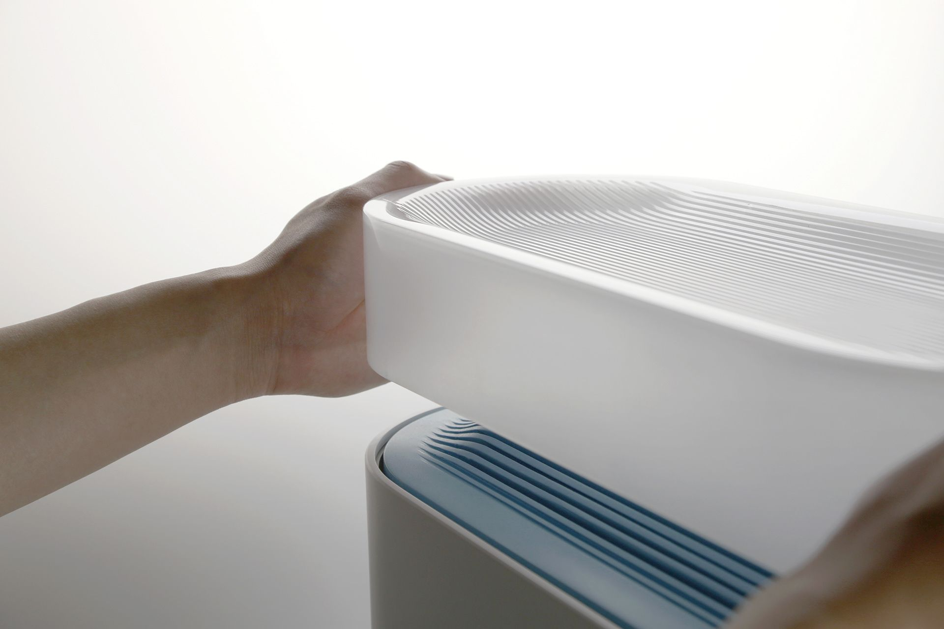 Bringing clean air into homes on Behance