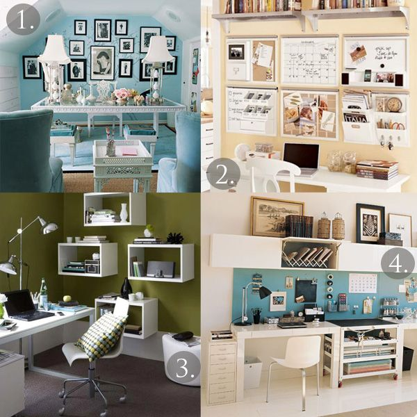 cool home offices.