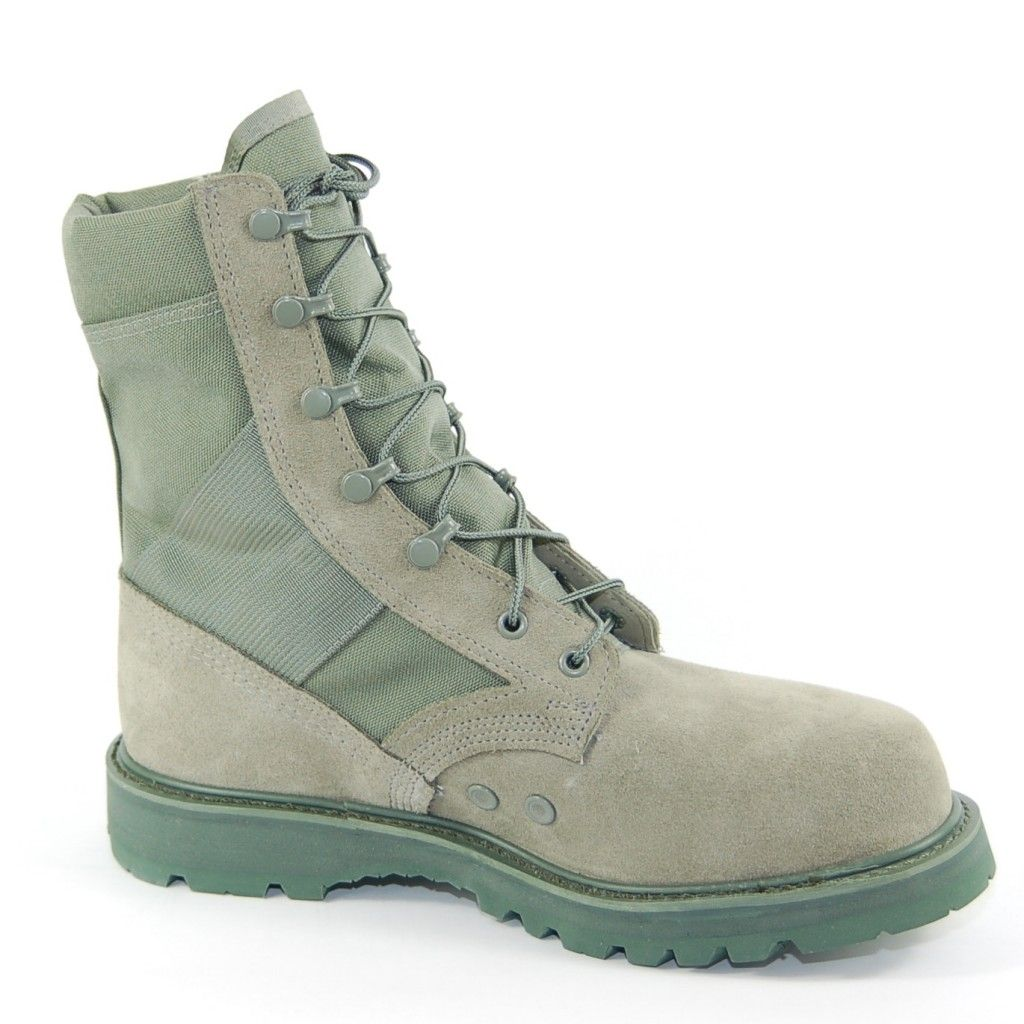 This is the authentic,standard issue Hot Weather Steel Toe Combat ...